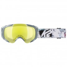 K2 - Photoantic DLX Yellow Flash - Masque de ski