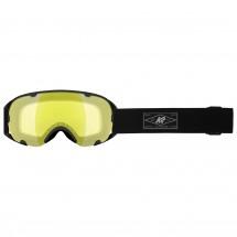 K2 - Women's Scene Black + Yellow Flash - Skibrille