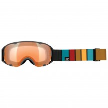 K2 - Women's Scene Silver Earth + Amber Flash - Ski goggles