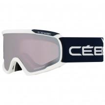 Cébé - Fanatic L Light Rose Flash Mirror - Masque de ski