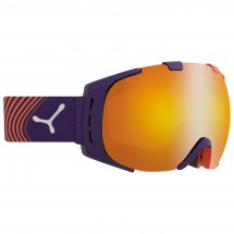 Cébé - Origins L Orange Flash Fire - Skibrille