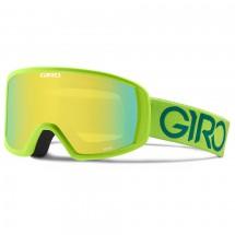 Giro - Scan Loden Yellow - Masque de ski