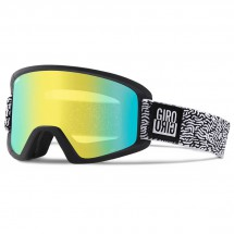 Giro - Semi Loden Yellow / Yellow - Masque de ski