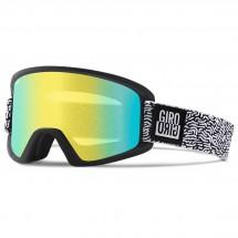 Giro - Semi Loden Yellow / Yellow - Masque de ski