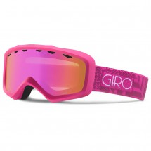 Giro - Women's Charm Amber Pink - Ski goggles