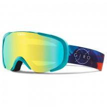 Giro - Women's Field Loden Yellow - Masque de ski