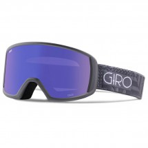 Giro - Women's Gaze Grey Purple - Masque de ski