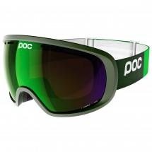 POC - Fovea Persimmon/Green Mirror - Masque de ski