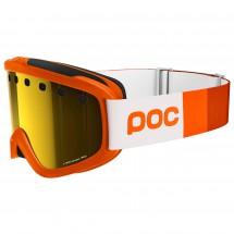 POC - Iris Stripes Pink/Gold Mirror - Ski goggles