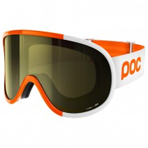 POC - Retina Big Comp Smokey Yellow/Transparent - Skibril