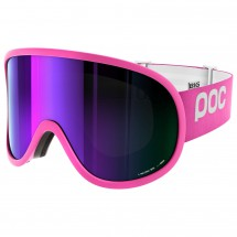 POC - Retina Big Grey/Purple Mirror - Skibril