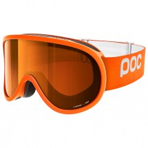 POC - Retina Sonar Orange/No Mirror - Masque de ski