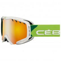 Cébé - Hurricane L Orange Flash Fire Cat.2 - Ski goggles