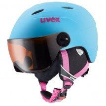 Uvex - Kid's Visor Pro - Casque de ski