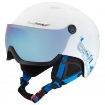 Bollé - B-Yond Visor Grey Blue - Casque de ski