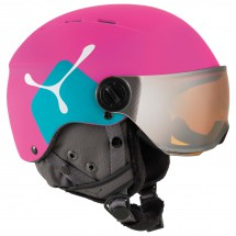 Cébé - Kid's Fireball Cat 3 - Casque de ski