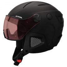Alpina - Attelas Visor QVM - Ski helmet