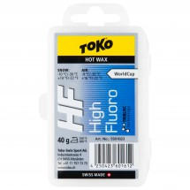 Toko - Hf Hot Wax Blue - Hete was