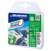 Holmenkol - Natural Skiwax - Hot wax