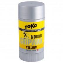 Toko - Nordic Gripwax Yellow - Rub-on universal wax