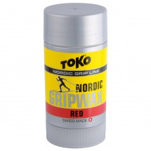 Toko - Nordic Gripwax Red - Rub-on universal wax