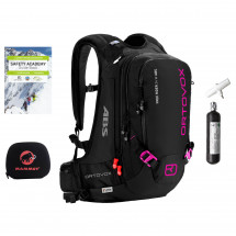 Ortovox - Women's Free Rider 24 ABS - Vorteils-Set
