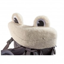 Vaude - Cushion Frog - Lastenkantorinkan päätuki