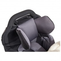 Vaude - Head Support Shuttle - Sac à dos porte-bébé