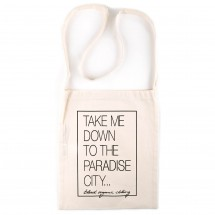 Bleed - Paradise City Bag - Kangaspussi
