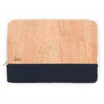 Bleed - Cork Laptop Sleeve - Laptoptas