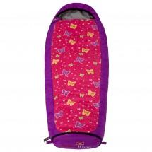 Grüezi Bag - Kids Butterfly Grow - Kinderschlafsack