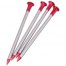 MSR - Carbon Stake Kit (4er-pack) - Tentharingen