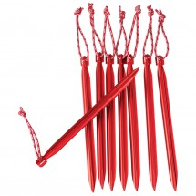MSR - Ground Hog Stake Kit - Tent stakes (set of 8)