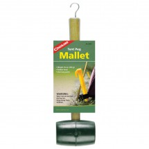 Coghlans - Rubber mallet with hook