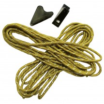 Terra Nova - Reflective Guy Ropes And Sliders x2 - Guy rope
