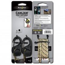 Nite Ize - CamJam (2-Pack) with Cord - Tendeur de câble