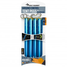 Sea to Summit - Ground Control Tent Pegs - Piquets