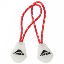 MSR - Night Glow Zipper Pulls - Vetoketjun vedin