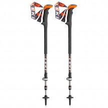 Leki - Carbon Titanium Antishock - Trekking poles