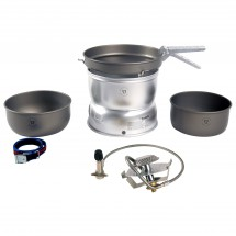 Trangia - 25-7 storm-proof stove with Primus gas burner