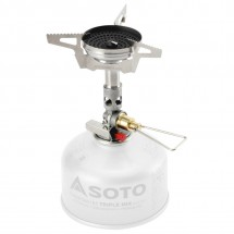 Soto - Wind Master - Gas stoves