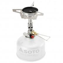 Soto - Wind Master - Gas stove