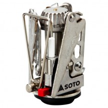 Soto - Kompakter Faltkocher - Réchaud à gaz