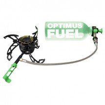 Optimus - Nova - Multifuel stove