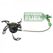 Optimus - Nova+ - Multifuel stove