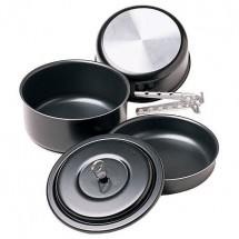MSR - Blacklite Gourmet - Kochset
