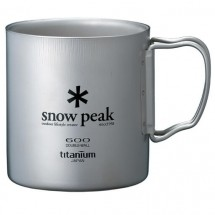 Snow Peak - Titanium Double Wall Cup - Double-wall cup