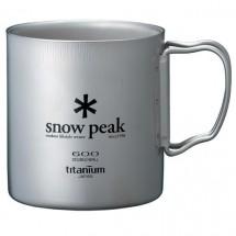 Snow Peak - Titanium Double Wall Cup - Doppelwandtasse