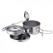 Snow Peak - Personal Cooker No.1 - Geschirr-Set