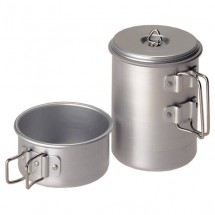Snow Peak - Mini Solo Cook Set - Geschirr-Set